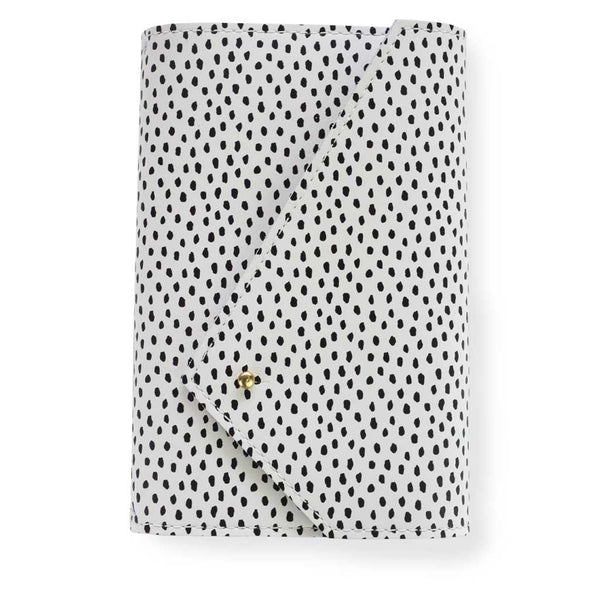 May Designs Printed Folio Cover Irregular Dots