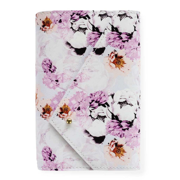 May Designs Mini Folio Cover Peonies