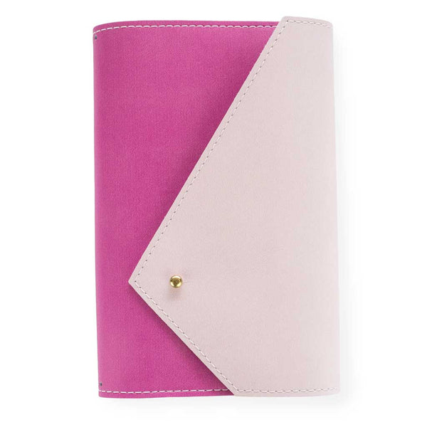 May Designs Printed Folio Cover Pink + Blush