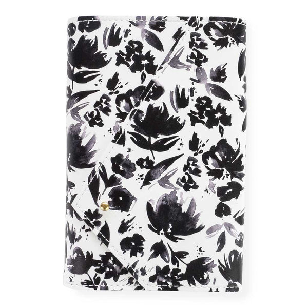 May Designs Printed Folio Cover Tumbling Blooms