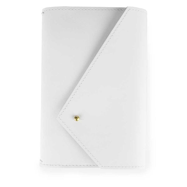 May Designs Folio Cover White