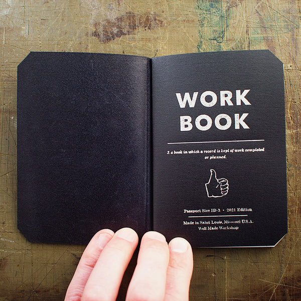 WORK BOOKS