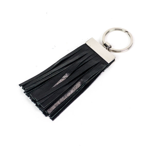 Sweep Tassel Key Fob