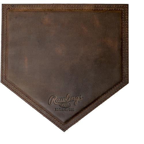 Rawlings Leather Mouse Pad