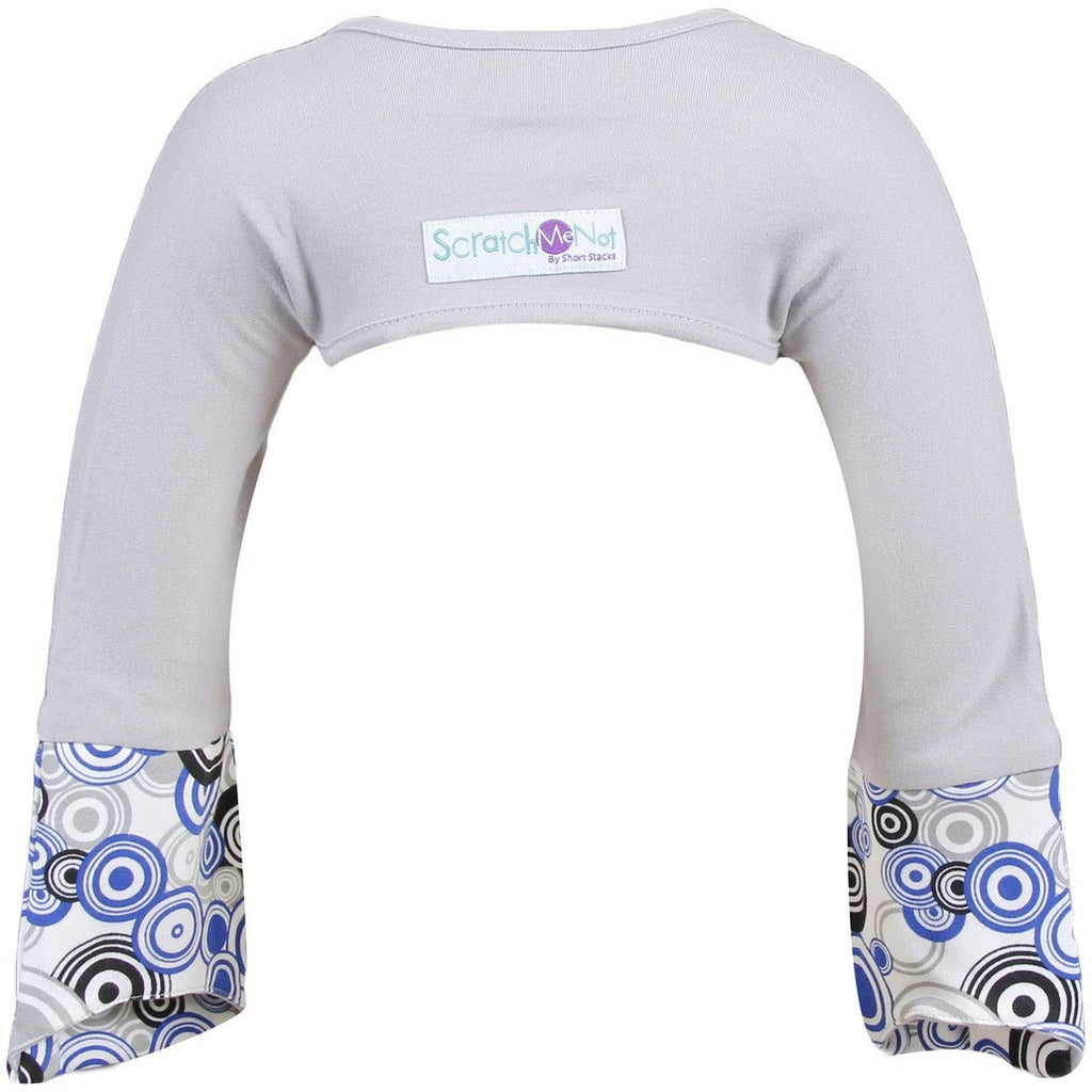 ScratchMeNot Flip Mitten Sleeves for Babies and Children with Eczema