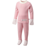 Scratch Sleeves Silk Mitten Pyjamas for Babies and Children