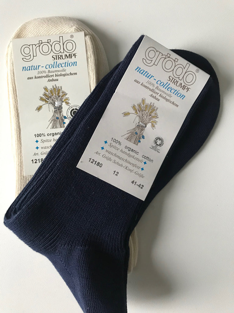 Pure Organic Cotton Socks