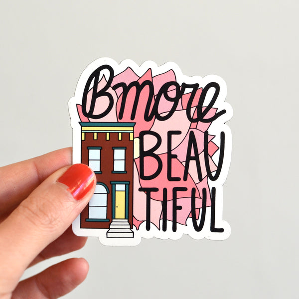 Bmore Beautiful Magnet