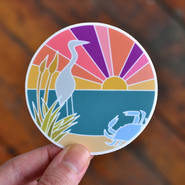 Chesapeake Bay Sticker