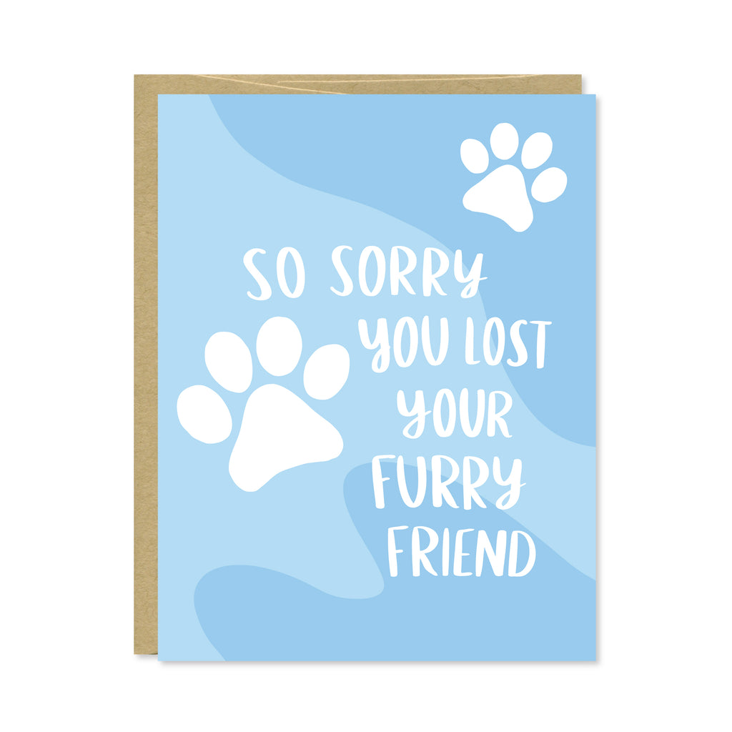 Furry Friend Card