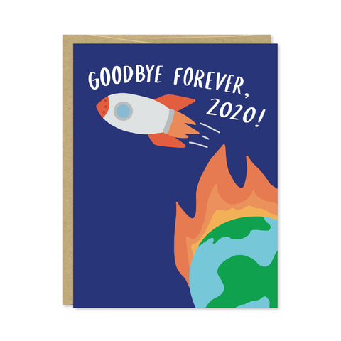 Goodbye Forever Card