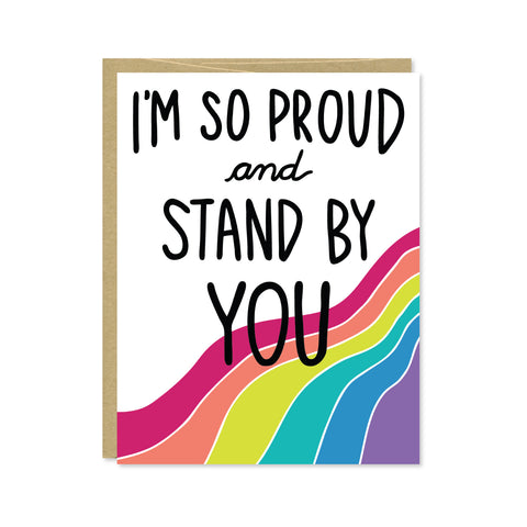 Stand By You Card