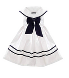 Darla Sailor Dress