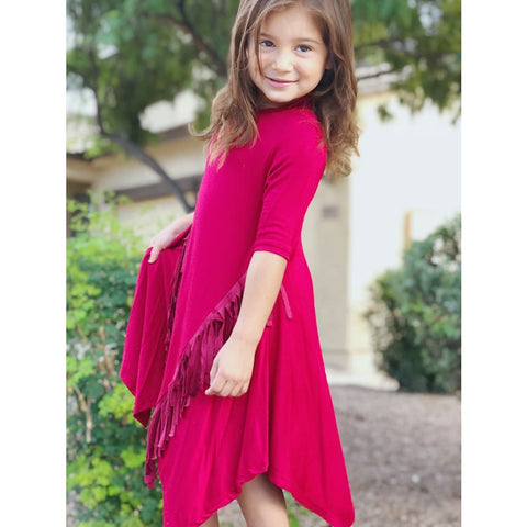 Abigail Tutu Sweater Dress