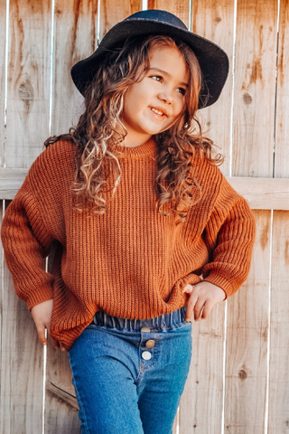 Blythe Button Down Jumper