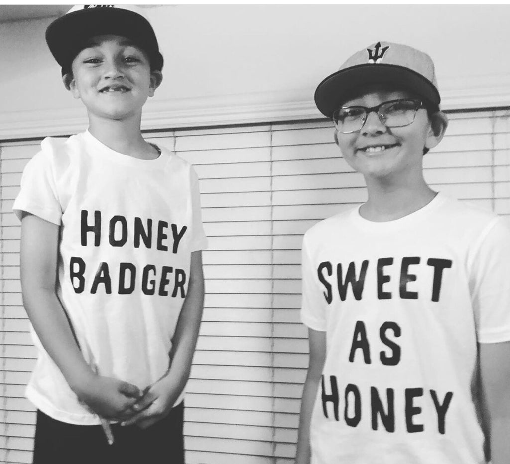 Sweet as Honey & Honey Badger