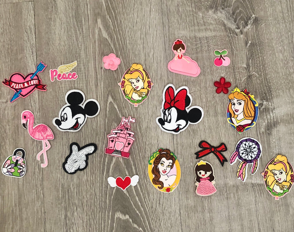 Kids patches for custom jackets