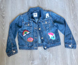 Custom Handmade Personalized Denim Jackets