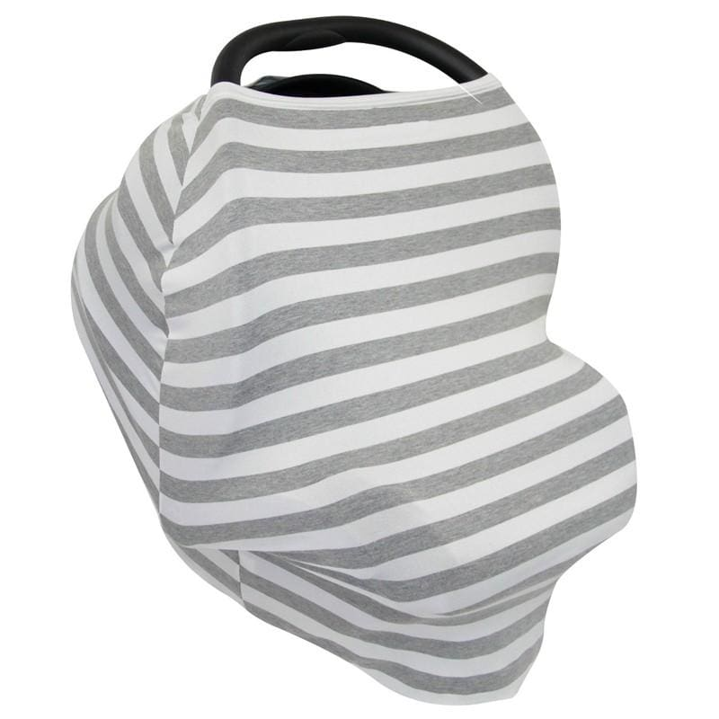 Multi Use Cover Canopy And Nursing 3 In 1 Gift - 05