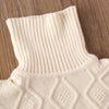 Payton 2 piece Turtleneck knit sweater Set