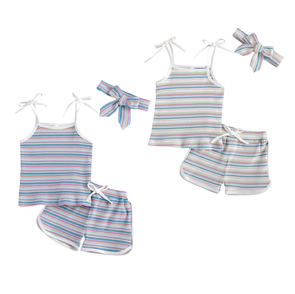 Nini Striped 3 piece set