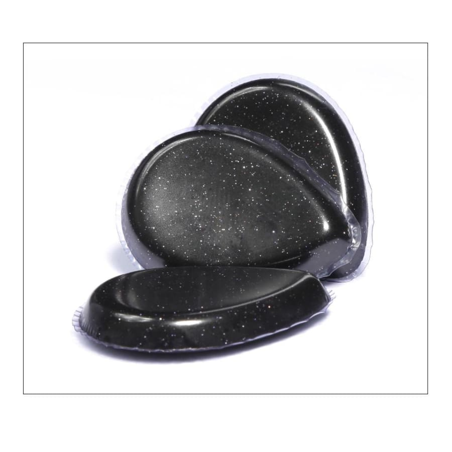 Siliquinn Black Waterdrop Makeup Beauty Blender - Beauty