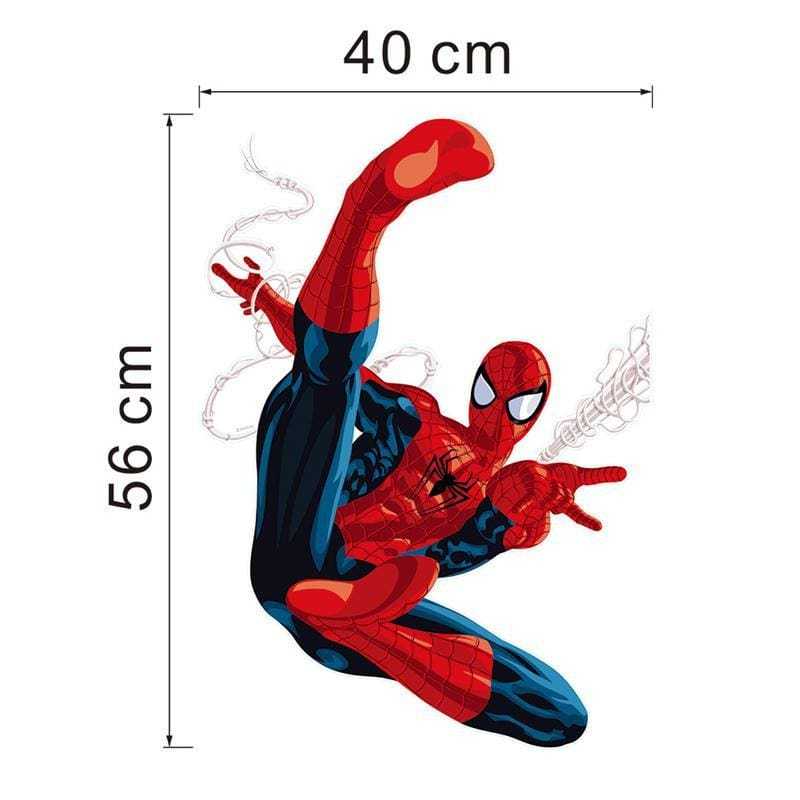 Spiderman Wall Decals - Sdm002