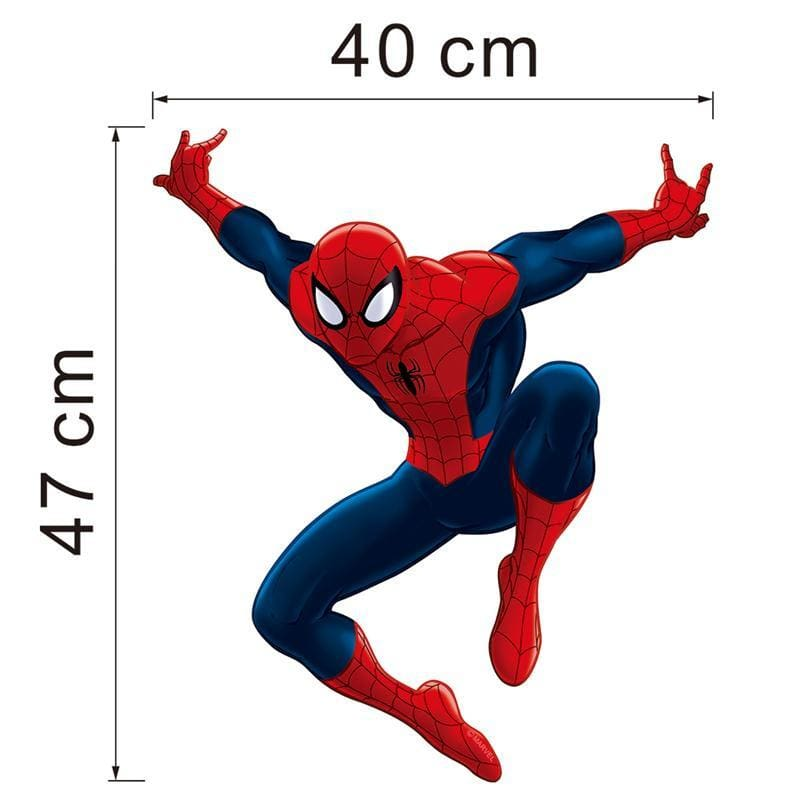 Spiderman Wall Decals - Sdm003
