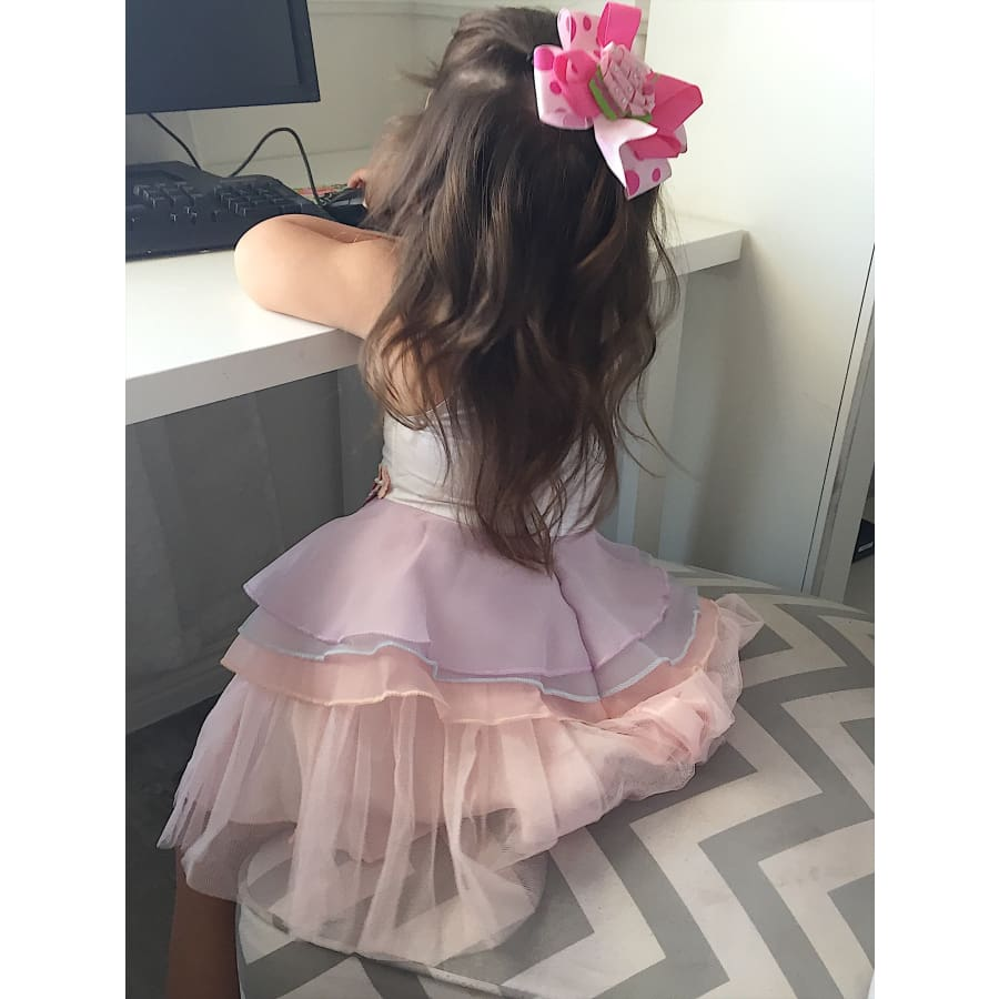 Unicorn Princess Party Dress