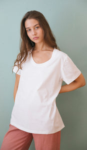 Cotton t.shirt off white