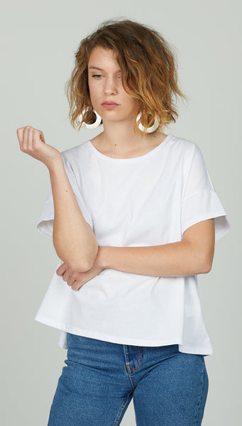 Timeless t.shirt white