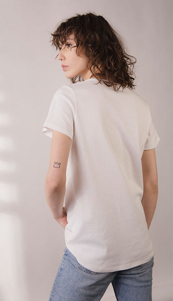Organic cotton t.shirt