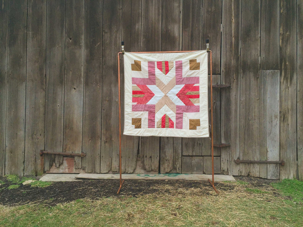 Quilts + Barns = Love