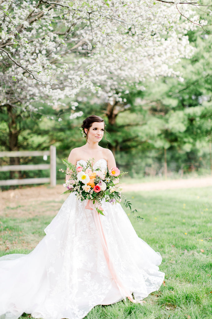 Organic and Whimsical Styled Shoot Featured on Kentucky Bride