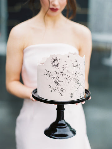 Stunning cake by Miam Cakes