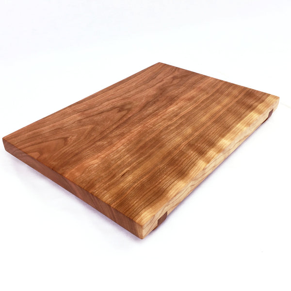 Wood Presentation Board of Tiger Cherry
