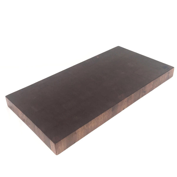 End Grain Cutting Boards in Walnut or Cherry