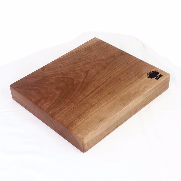 Large Walnut and Cherry Cutting Board