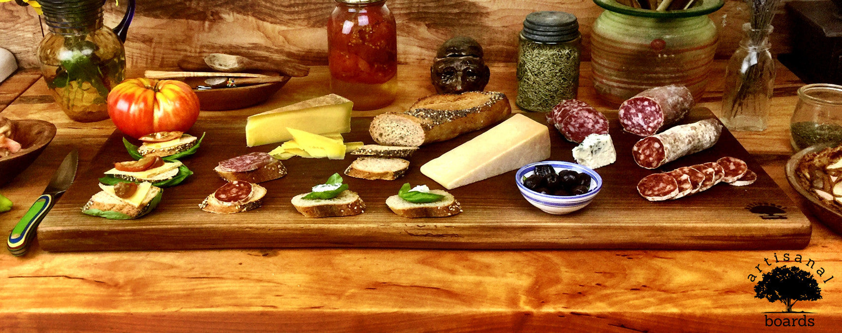 Artisan Cutting Boards