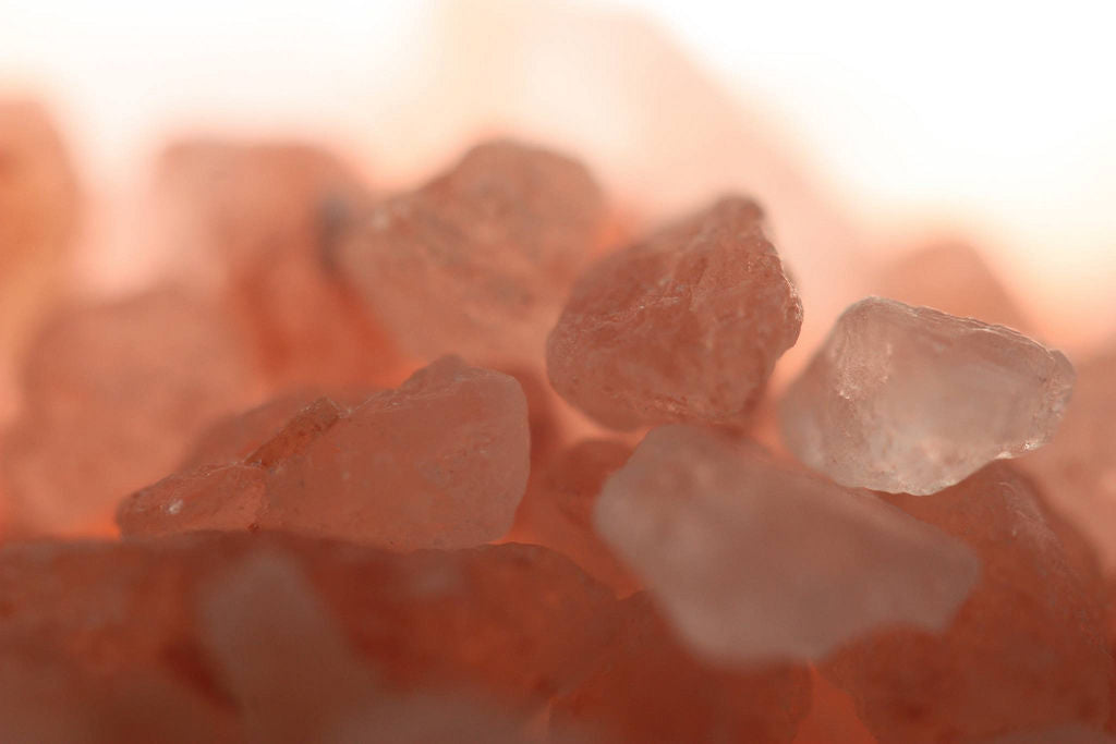 Himalayan Rock Salt - Crystal Cleaning Tumblestone Wash - Coarse Himalayan Salt