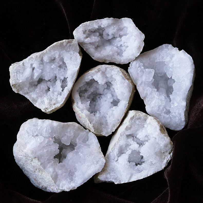 Quartz Geodes - Unopened - Crack your own natural geodes 3, 6,12
