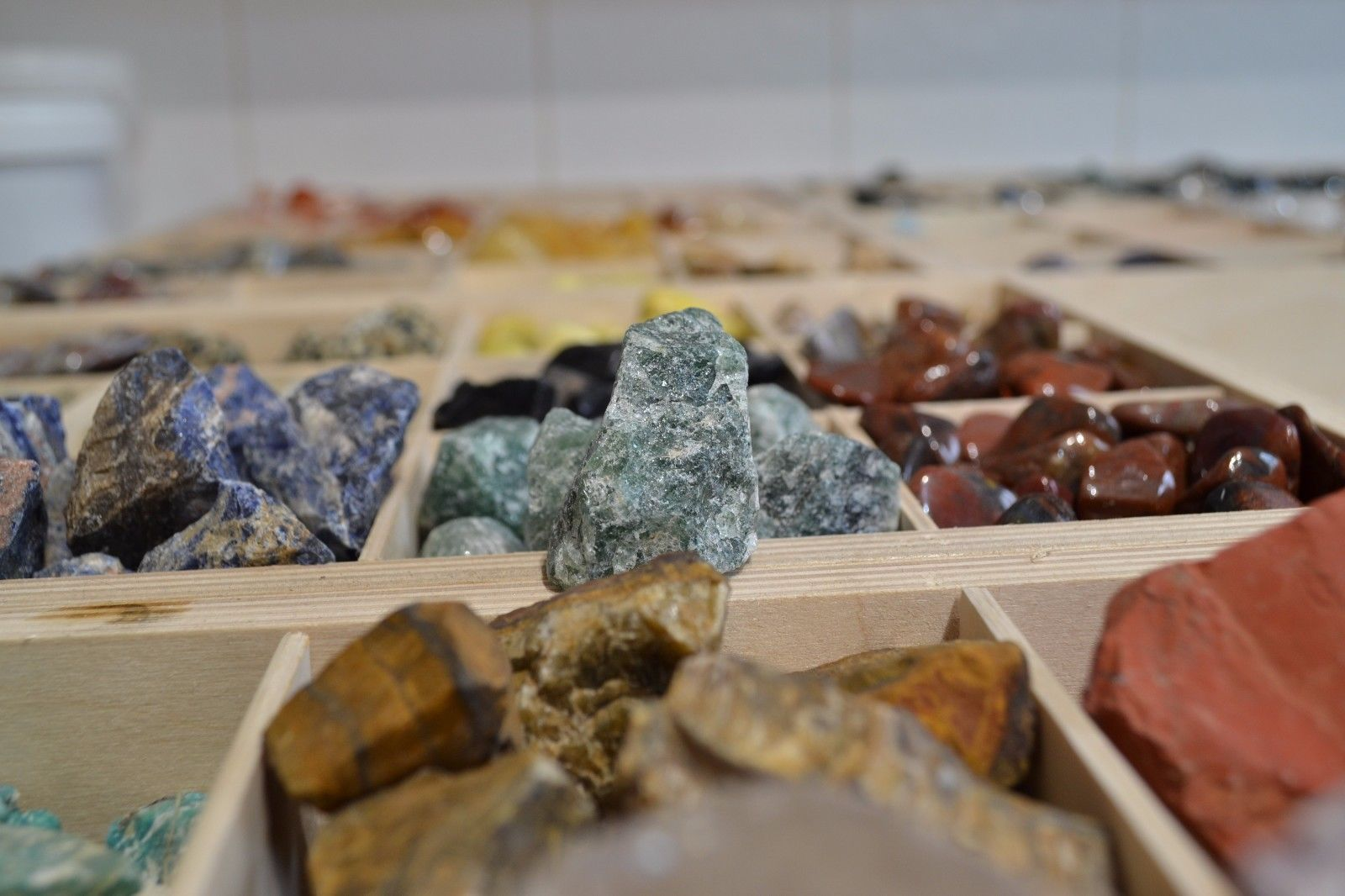 Crystals & Minerals - Rough healing Crystals