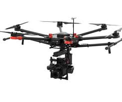 DJI Matrice 600 + Ronin-MX-Let's Talk Deals!