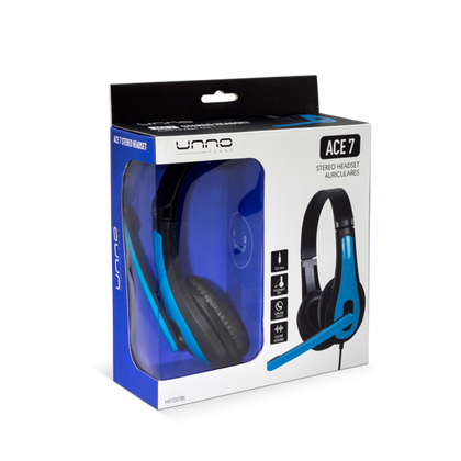 Headset ACE 7 Stereo 3.5mm with MIC