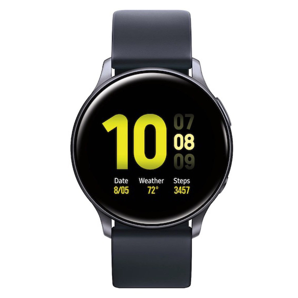 R830 Galaxy Watch Active 2 40mm stainless steel