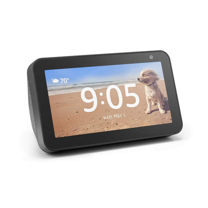 Amazon Echo Show 5 Speaker - Charcoal-Let's Talk Deals!