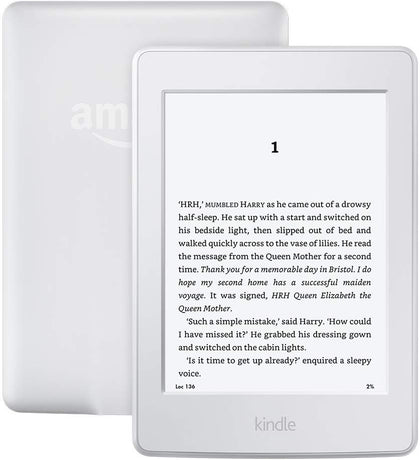 Kindle Paperwhite E-reader-Let's Talk Deals!