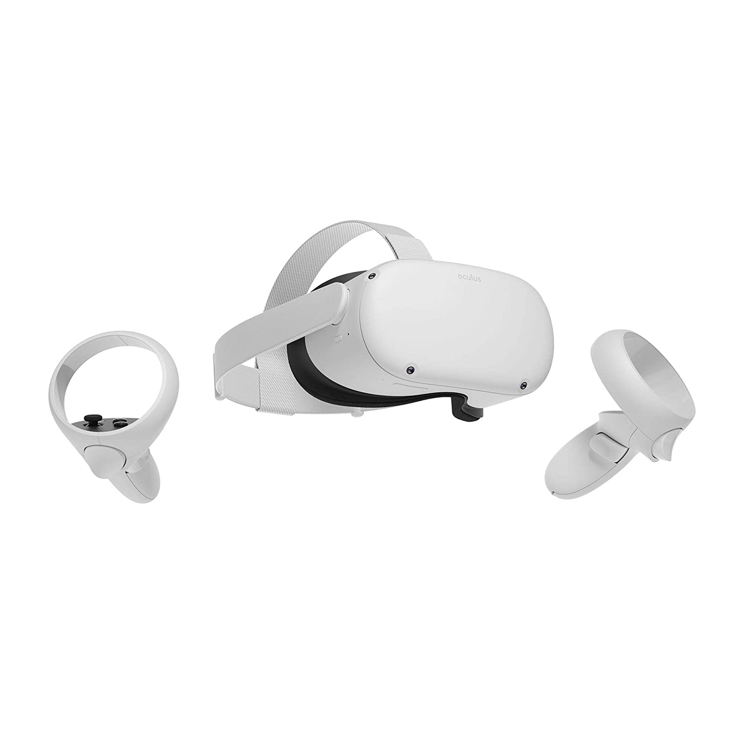 Oculus Quest 2 — Advanced All-In-One Virtual Reality Headset (64GB)