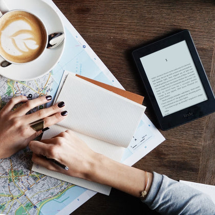 Kindle Paperwhite (2019), 4GB, Wi-Fi-Let's Talk Deals!