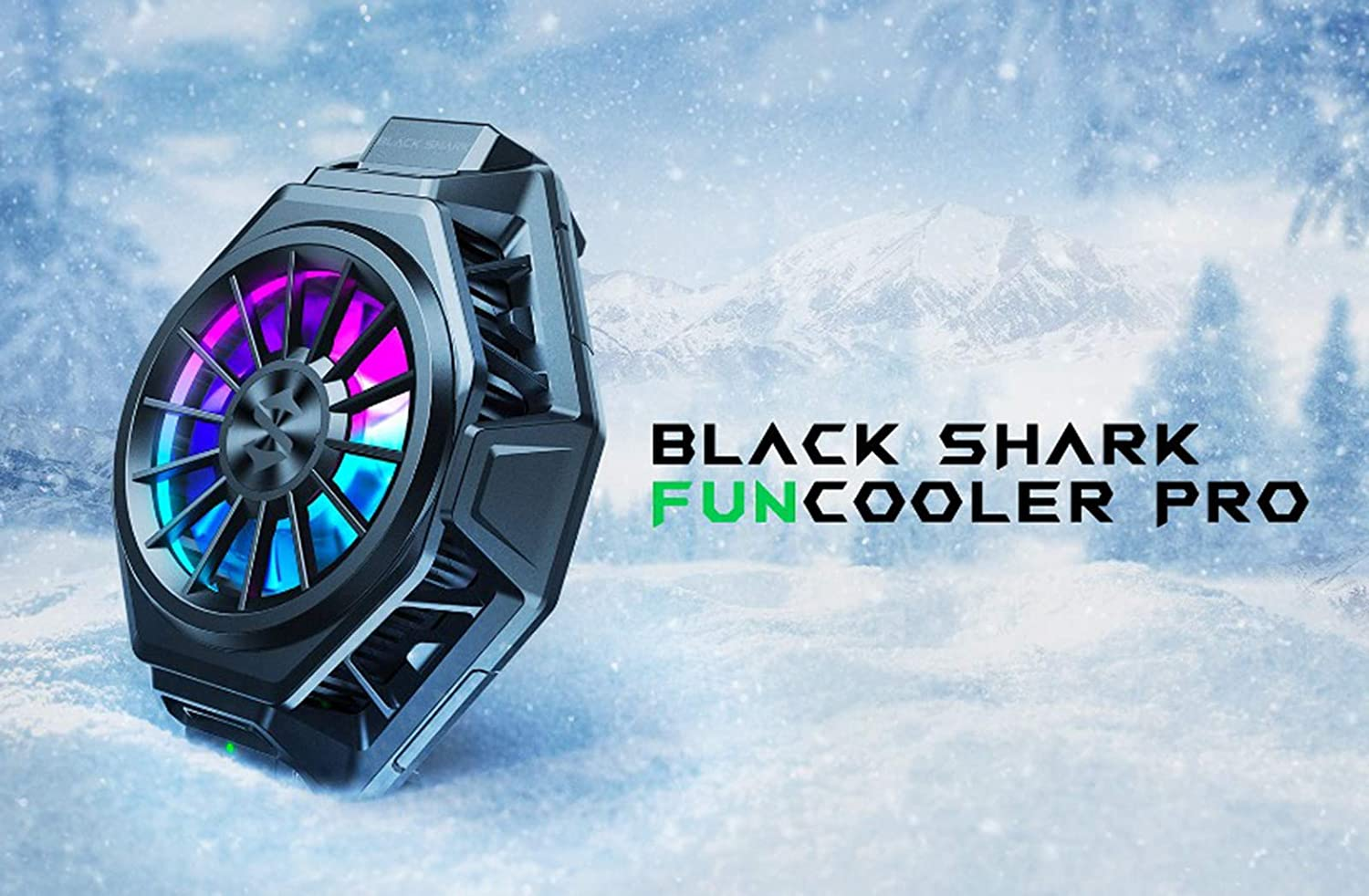 Black Shark FunCooler Pro for Gaming Phone